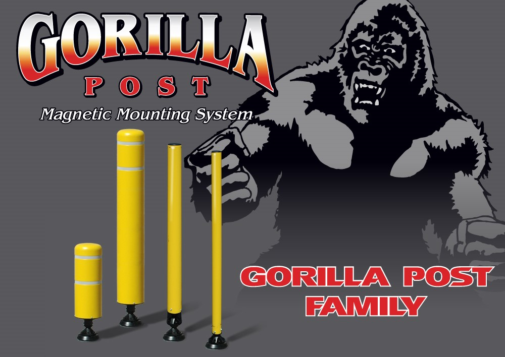 Gorilla Post Products